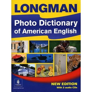 Longman Photo Dictionary of American English, New Edition- Con học giỏi