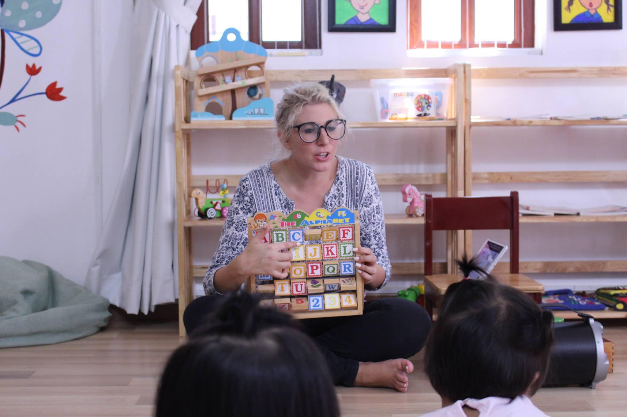 Giáo Viên Montessori chuẩn Quốc tế