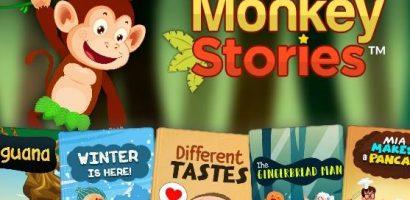 Ứng dụng học tiếng anh Monkey Stories có tốt không?