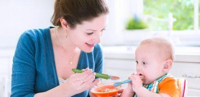 Review khóa học Bí quyết cho trẻ ăn dặm-Cho con ăn đúng cách