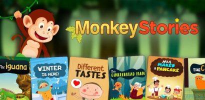 Đánh giá phần mềm học tiếng anh Monkey Stories