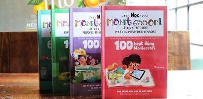 Review Sách Nuôi Dạy Con Theo Phương Pháp Montessori