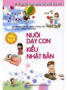 Nuôi dạy con kiểu Nhật-cuốn sách hay bà mẹ nên đọc