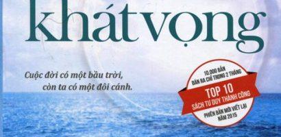 Review sách Sống Và Khát Vọng