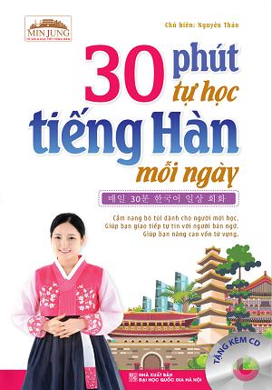 Sách Tự Học Tiếng Hàn Cho Người Mới Bắt Đầu
