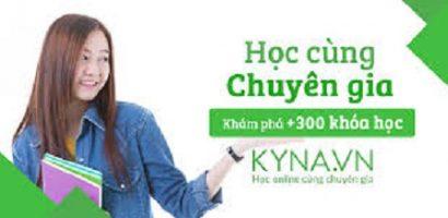 Khoá học Kyna có tốt không? Review khoá học online trên Kyna.