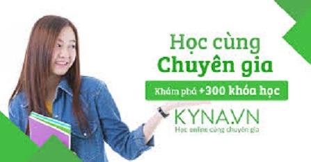 Mã giảm giá Kyna – Khuyến mãi 40% cho khoá học online trên Kyna