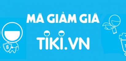 Mã giảm giá Tiki, Coupon Tiki khuyến mãi mới nhất tháng 03/2019