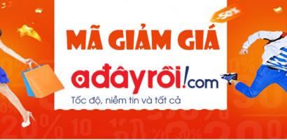 Mã giảm giá Adayroi lên đến 40%, khuyến mãi khủng tháng 3 trên Adayroi 2019