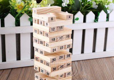 Top 5 đồ chơi gỗ cho bé thông minh đáng mua nhất 2019