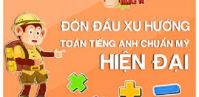 Tại sao nên học Toán bằng tiếng Anh từ sớm