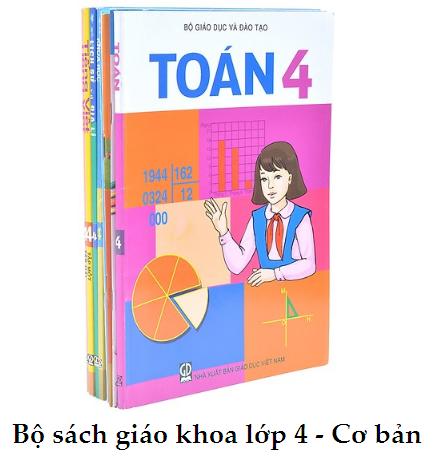 Bộ sách giáo khoa