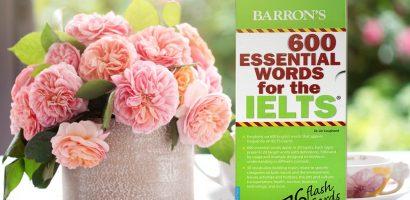 """Học từ vựng IELTS dễ dàng cùng với hộp flashcard """"600 Essential Words For The IELTS"""" của Dr. Lin Longheed"""