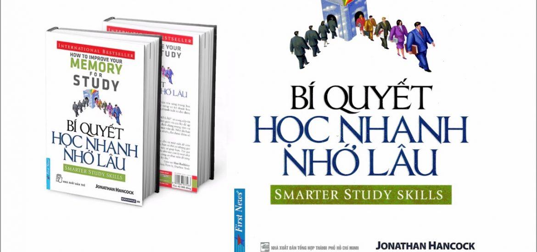 Review Sách Bí quyết học nhanh nhớ lâu của Jonathan Hancock