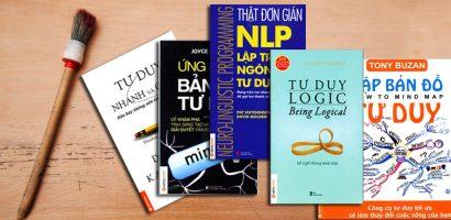 """Tư duy logic và nghĩ thông minh hơn cùng """"Being logical"""" của D.Q.McInerny"""