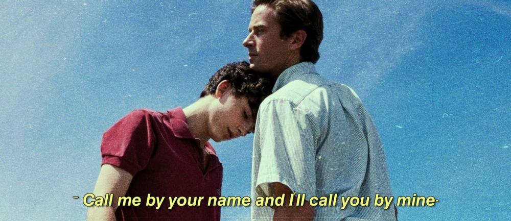 Gọi em bằng tên anh