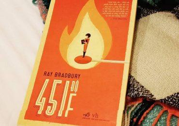 451 độ F – Sách đang tuyệt chủng!