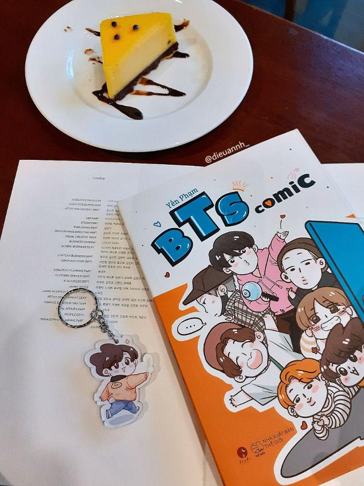 BTS Comic