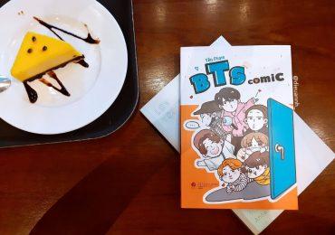 """BTS Comic – không chỉ dừng lại ở """"sức mạnh"""" của ARMY"""