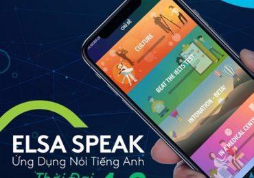 ELSA Speak: Bí kíp nói tiếng anh như người bản xứ nhờ trí tuệ nhân tạo