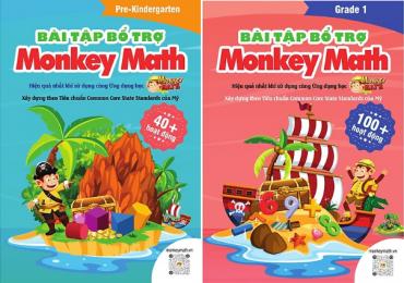 Bài tập bổ trợ Monkey Math