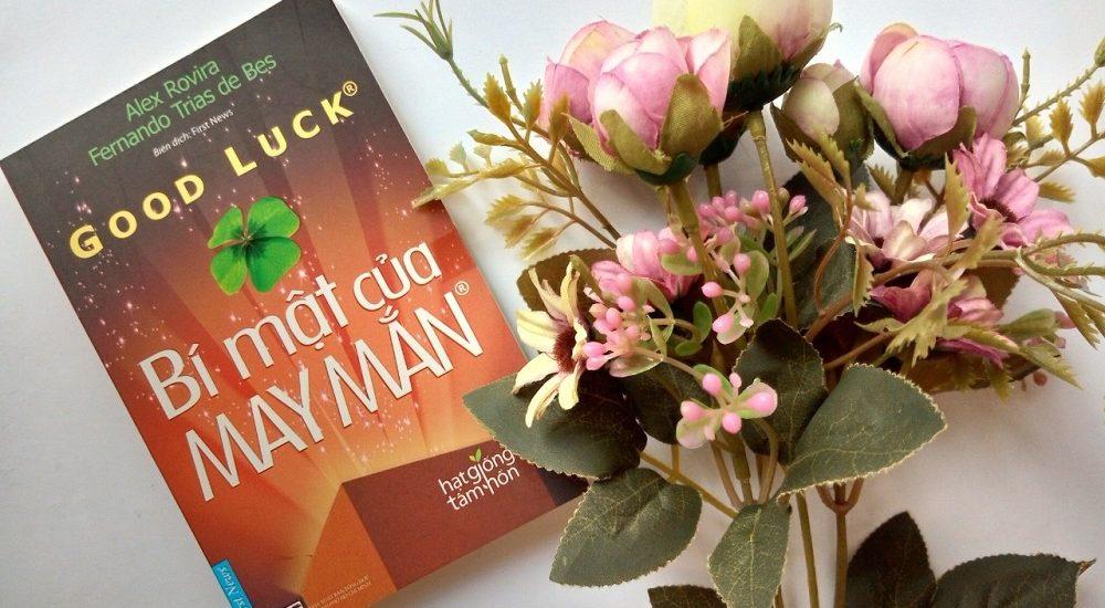 """Review sách """"Bí mật của may mắn"""" – May mắn luôn dành cho tất cả mọi người!"""