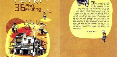 Hà Nội 36 phố phường – Đọc sách để hiểu thêm về cuộc sống và con người Hà Nội